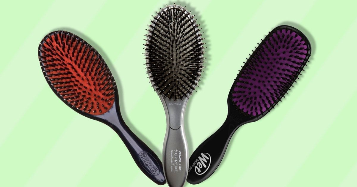 If You Can T Afford The 150 Mason Pearson Hair Brush Try One Of