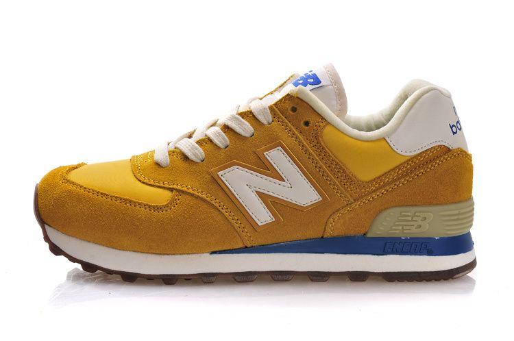 new balance hommes jaune