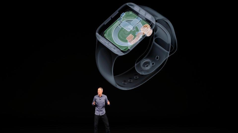 سعر ومواصفات ساعة آبل الذكية Apple Watch Series 4
