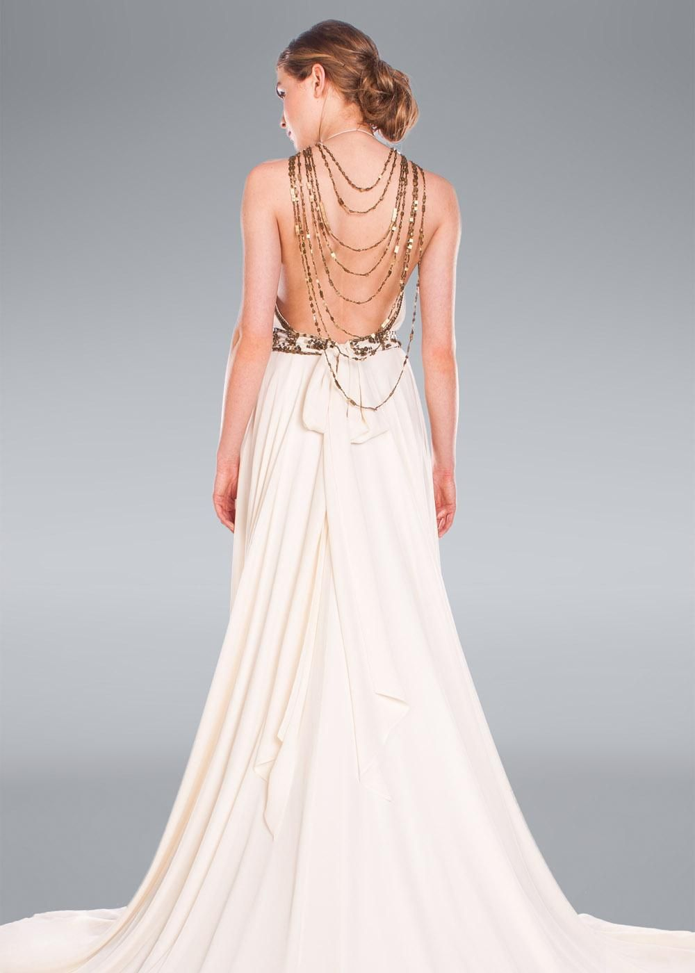 Cleopatra wedding dress amanda wakeley designer