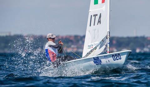 Aarhus Sailing World Championship 2018 Giovanni