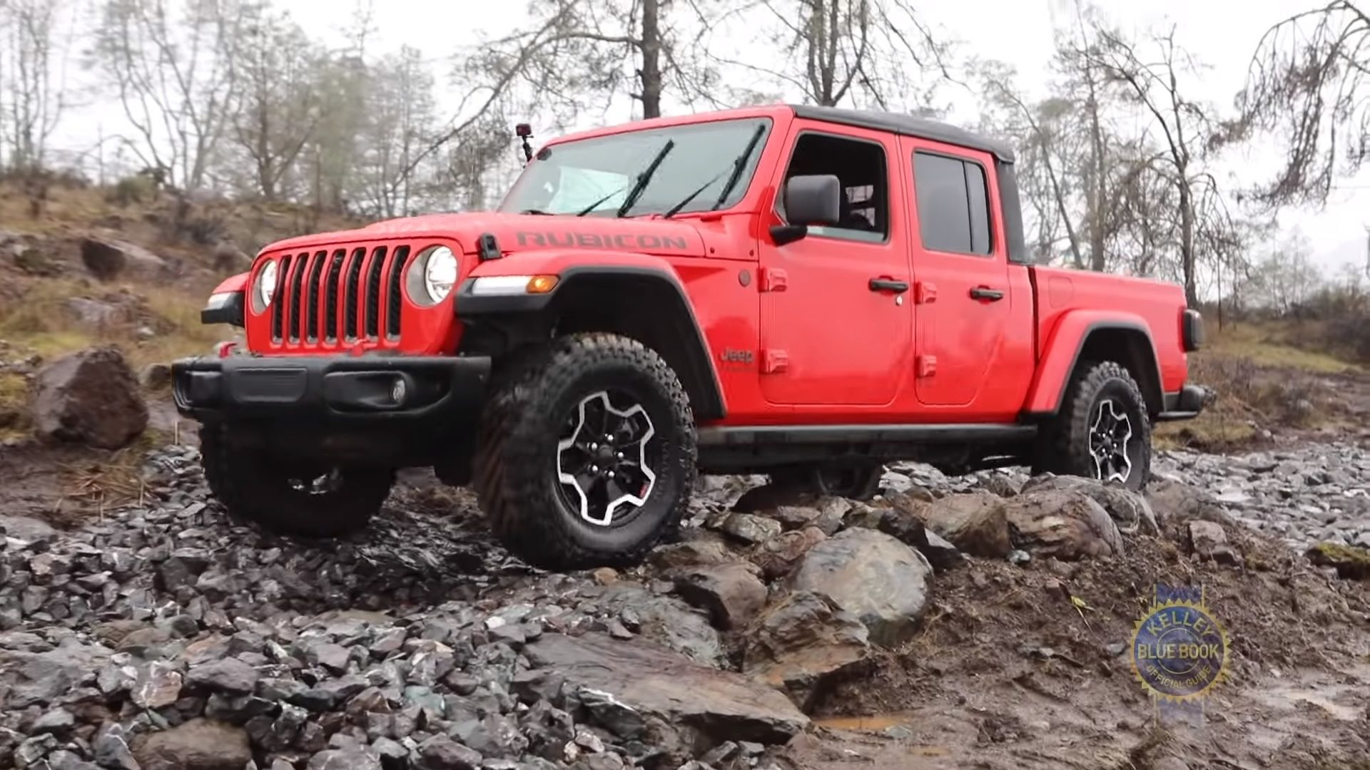 Video Reviews The 2019 Jeep Gladiator Tested And Rated
