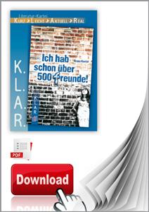Literaturtest Zu In 2020 Literatur Deutsch Unterricht Deutsch Lernen