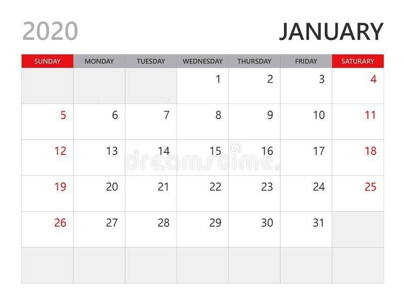 Pictures cute january 2020 calendar Thoughts Jan is full of different assorted fantastic, strict, a