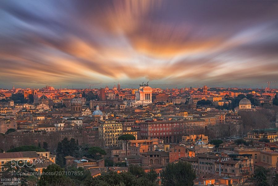 Terrazza Del Gianicolo By Giacomocardea Remarkable Cities