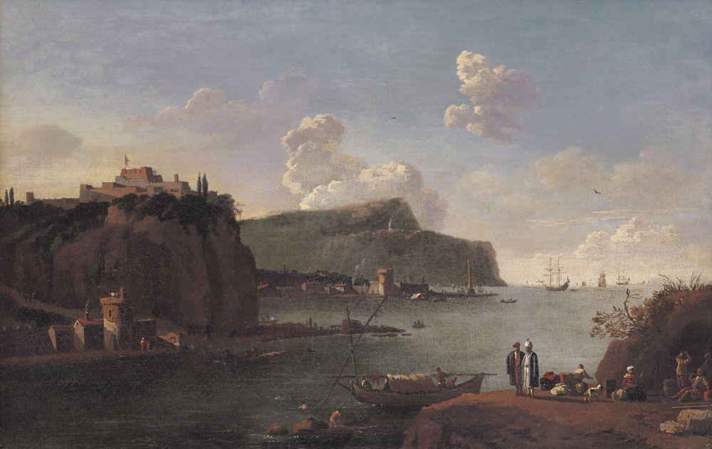 JOLI ANTONIO Modena 1700 - Napoli 1777 (attribuito a .jpg (1000×631)
