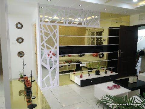 Interior Design | Aparna CyberZone E Block   Interior Designing Walkthr.