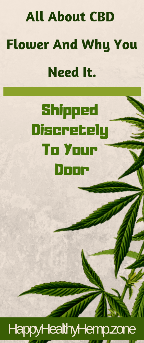 How to order CBD flower online the smart way  What CBD flower is