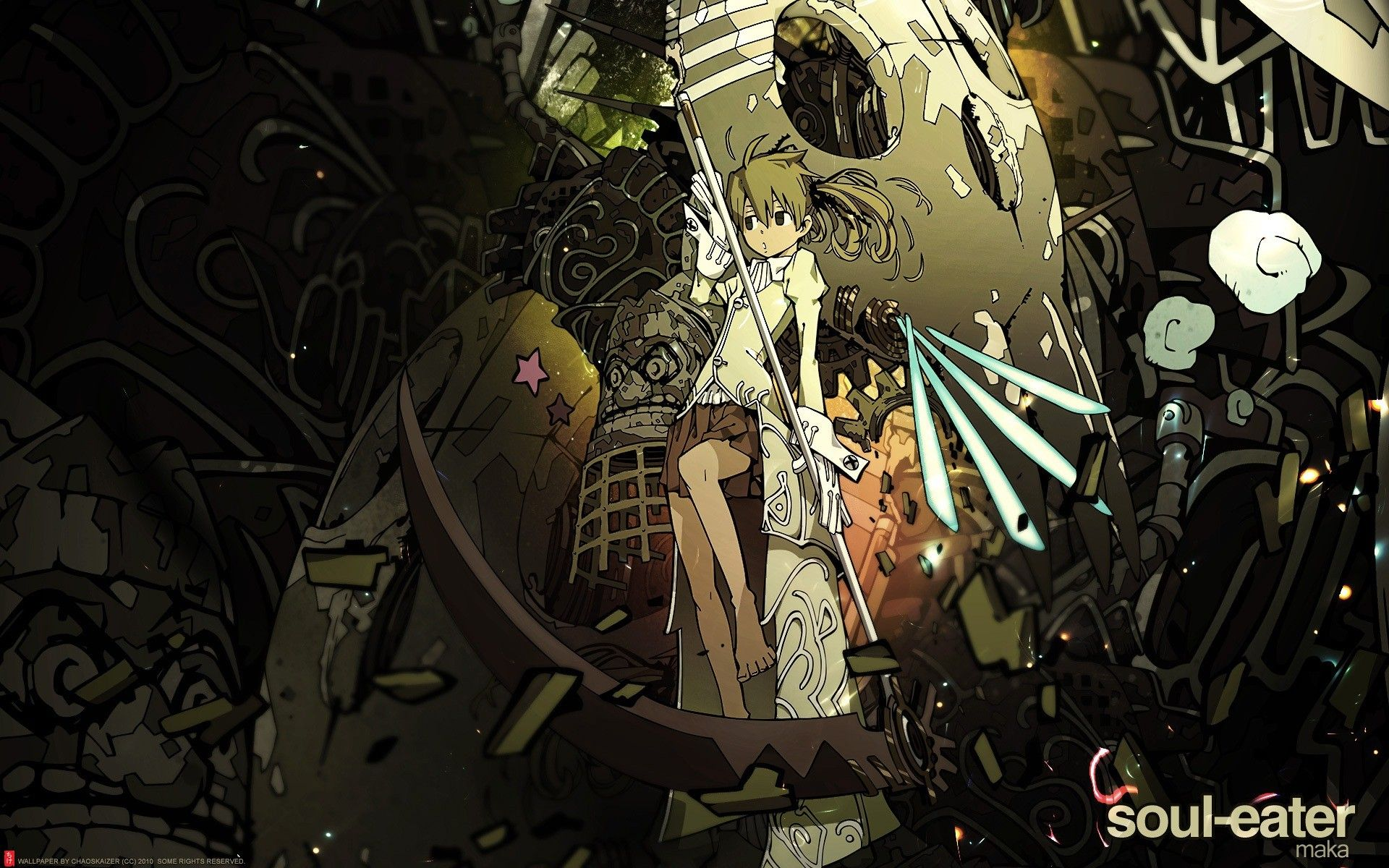 Soul Eater High Quality Wallpaper HD Resolution Anime