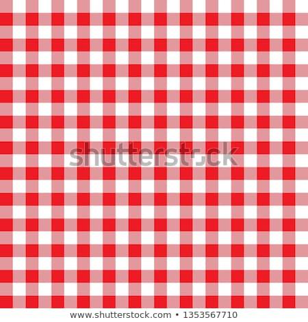 Red And White Tartan Pattern Geometric Pattern Tartan Pattern