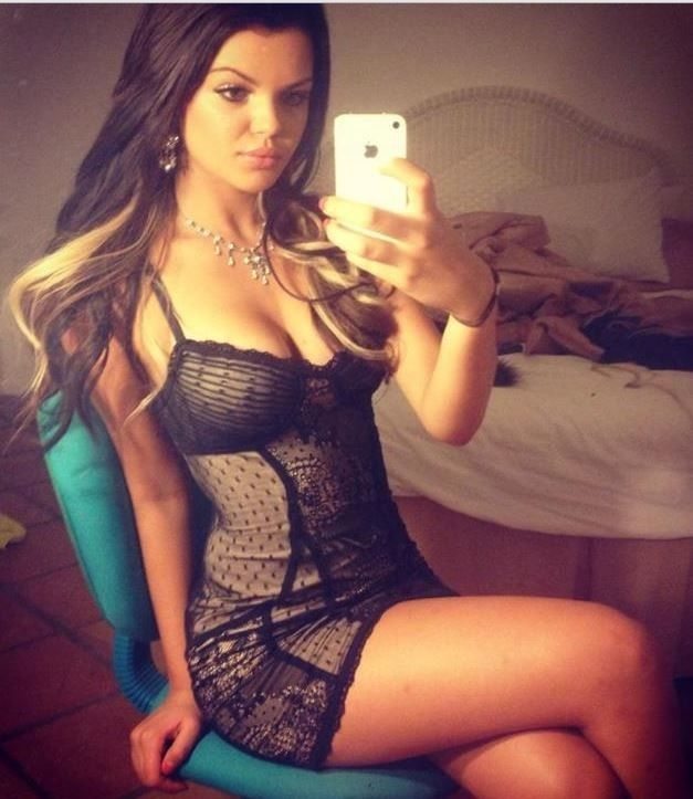 Beautiful girls. Blondes, brunettes and asian babes in sexy selfshot hot selfies.