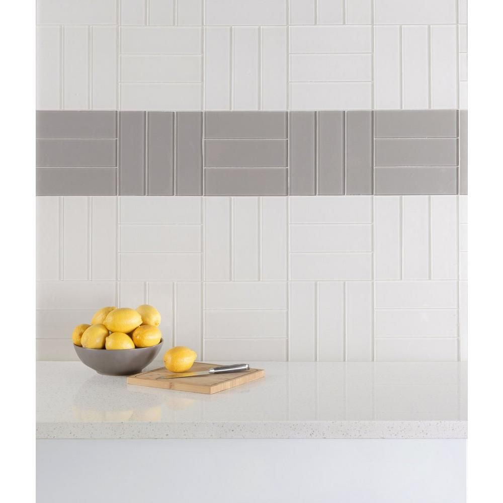 Wool Shiny Gl Tile Decorative Accents And High Gloss