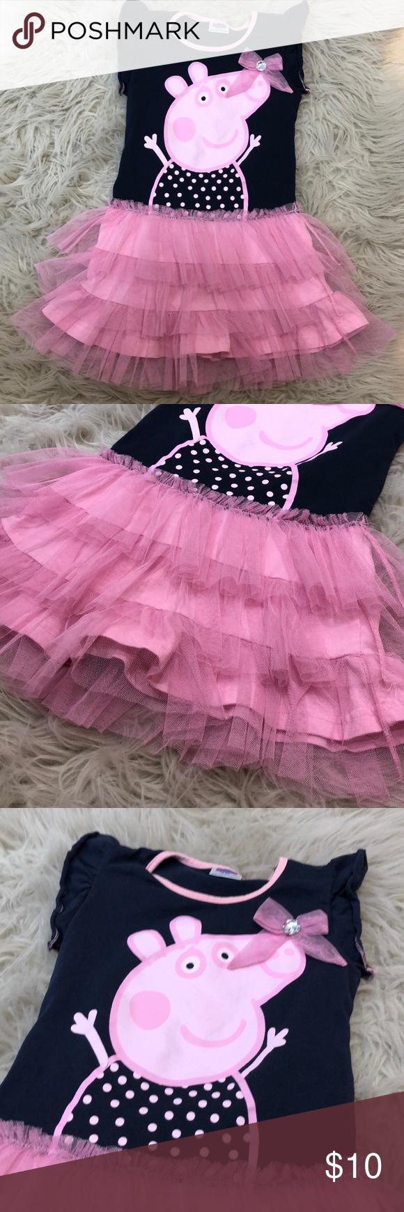 Peppa pig dress my posh picks pinterest dresses fashion