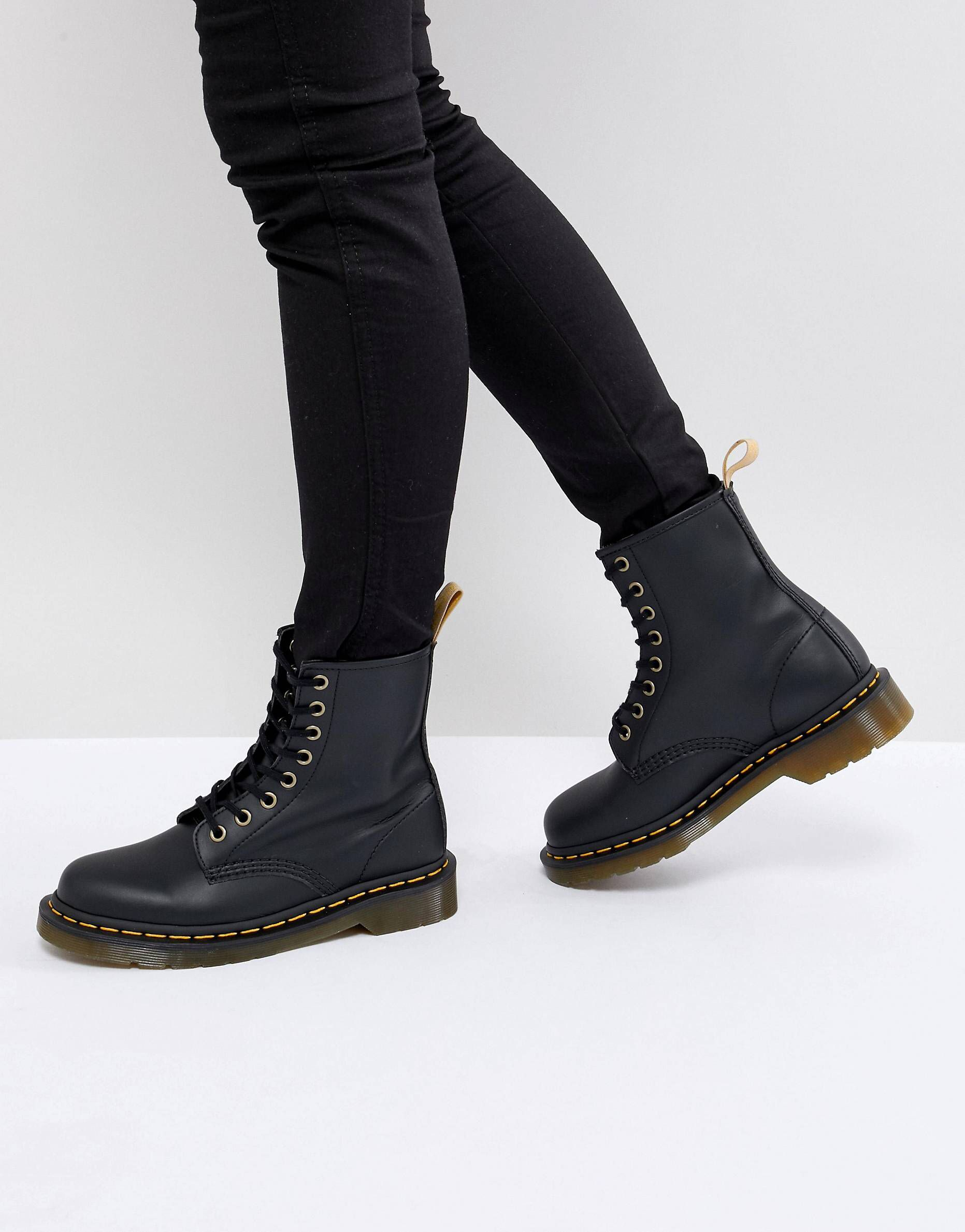 classic style lowest price cute Dr Martens Lace Up 8 Eye Boot in 2019   SHOES   Dr martens ...