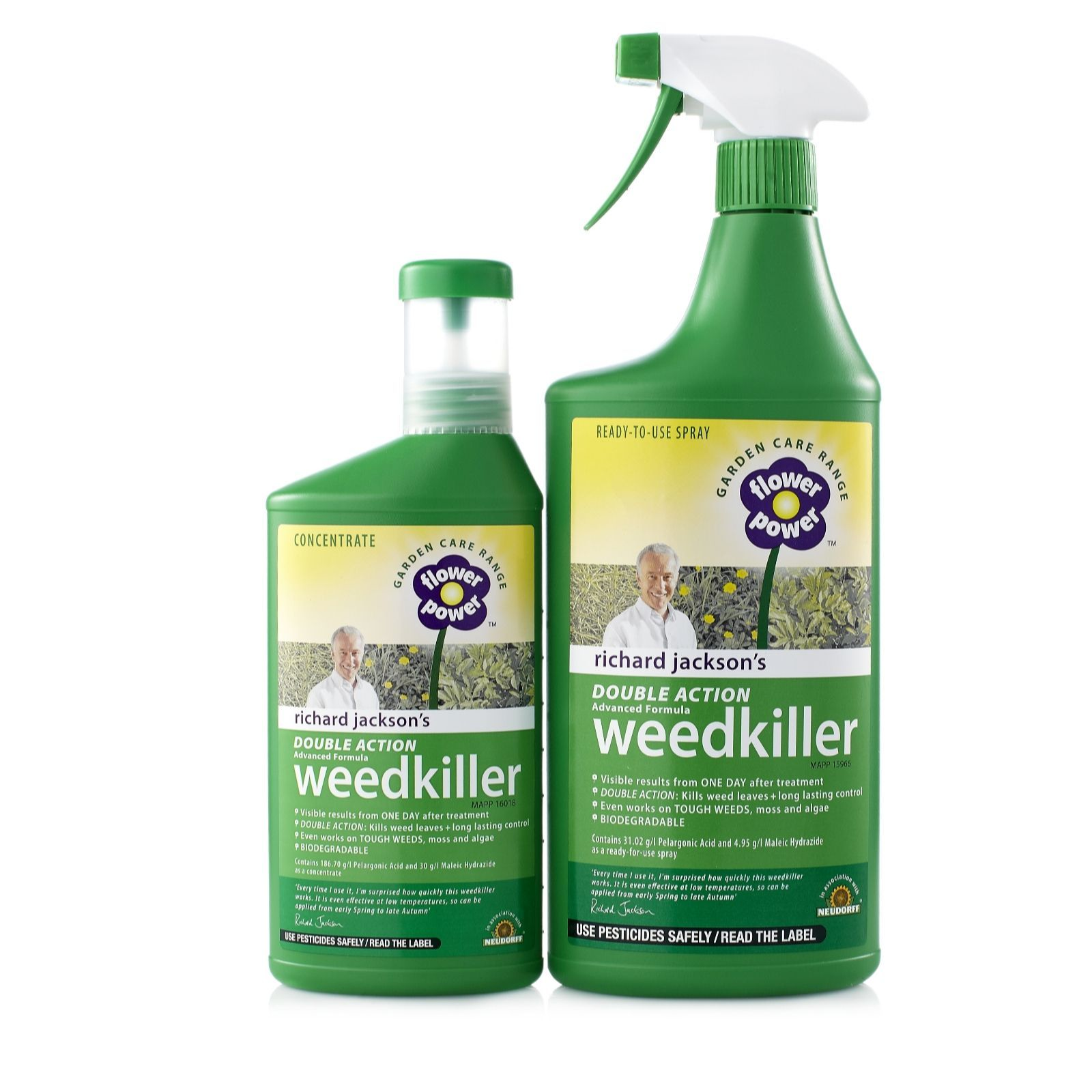 502953 Richard Jackson S Weedkiller 500ml Concentrate With 1