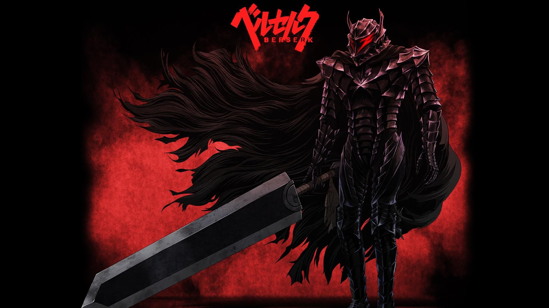 Berserk 2017 Berserker Armor Wallpaper 1920x1080 (Fixed