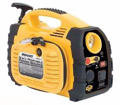 inverter generator power source jumpstart unit camping emergencies portable hand portable power generators r49 portable