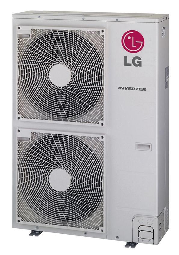 Lg Introduces Multi F And Multi F Max Single Phase Outdoor Units Heat Pump System Ductless Air Conditioning Installation