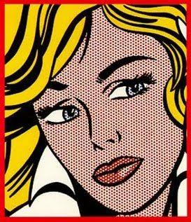 Pin On Roy Lichtenstein Art