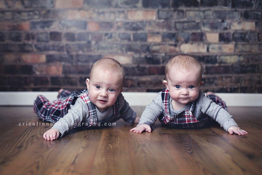 cb871ccc28df 6 month old twin boys in galion ohio studio