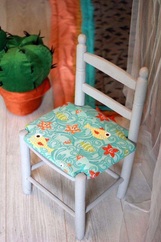 Diy Tuto Avant Apres Relooking Recup Chaise Enfant Chaise Enfant Chaise Relooking Meuble