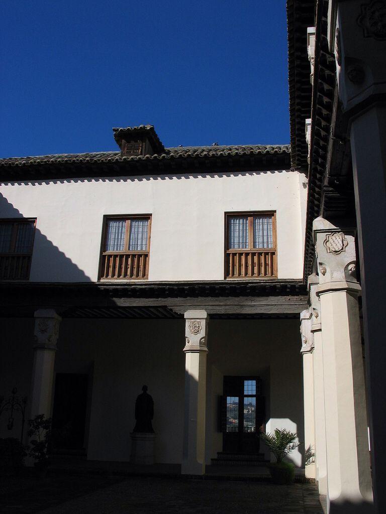 Toledo Palacio Fuensalida-Sede Junta Comunidades Castilla La Mancha