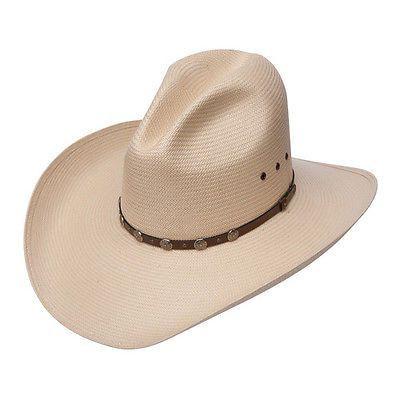 Stetson Cody 10X Shantung Straw Hat  dc7f05a7fee2