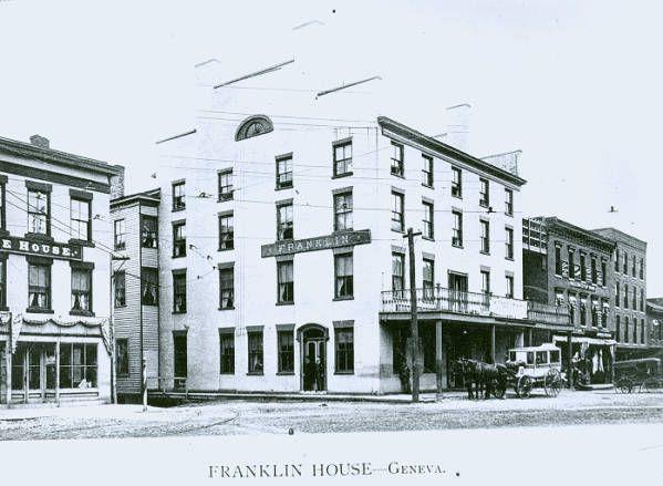Franklin Hotel Geneva Ny