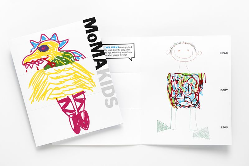 Kids Activity Guides The Department Of Advertising And