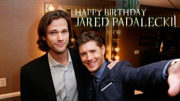 Happy birthday Jared!