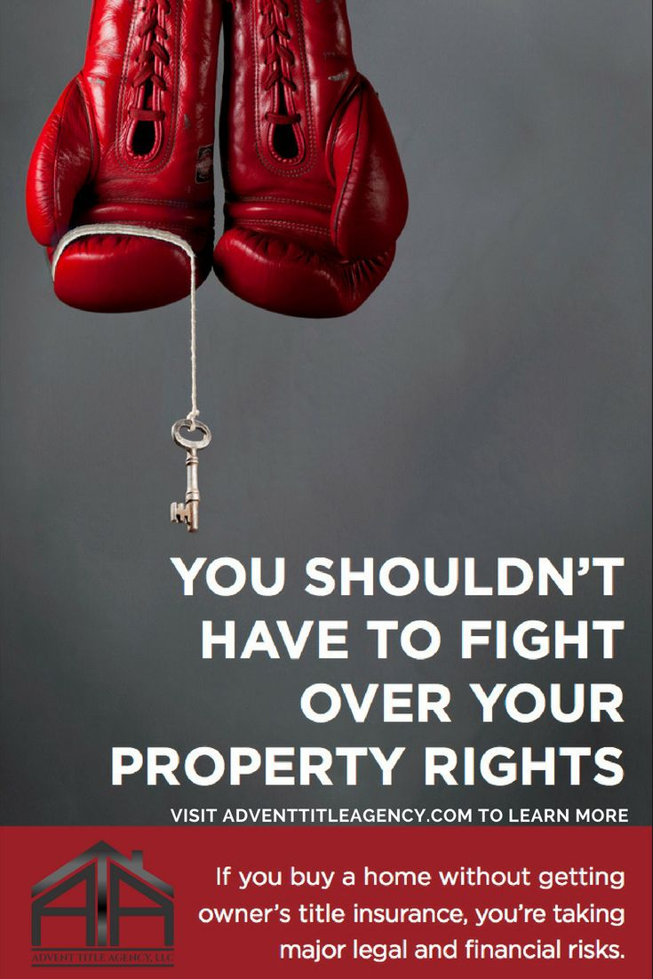 You shouldn't have to fight over your property rights. If ...