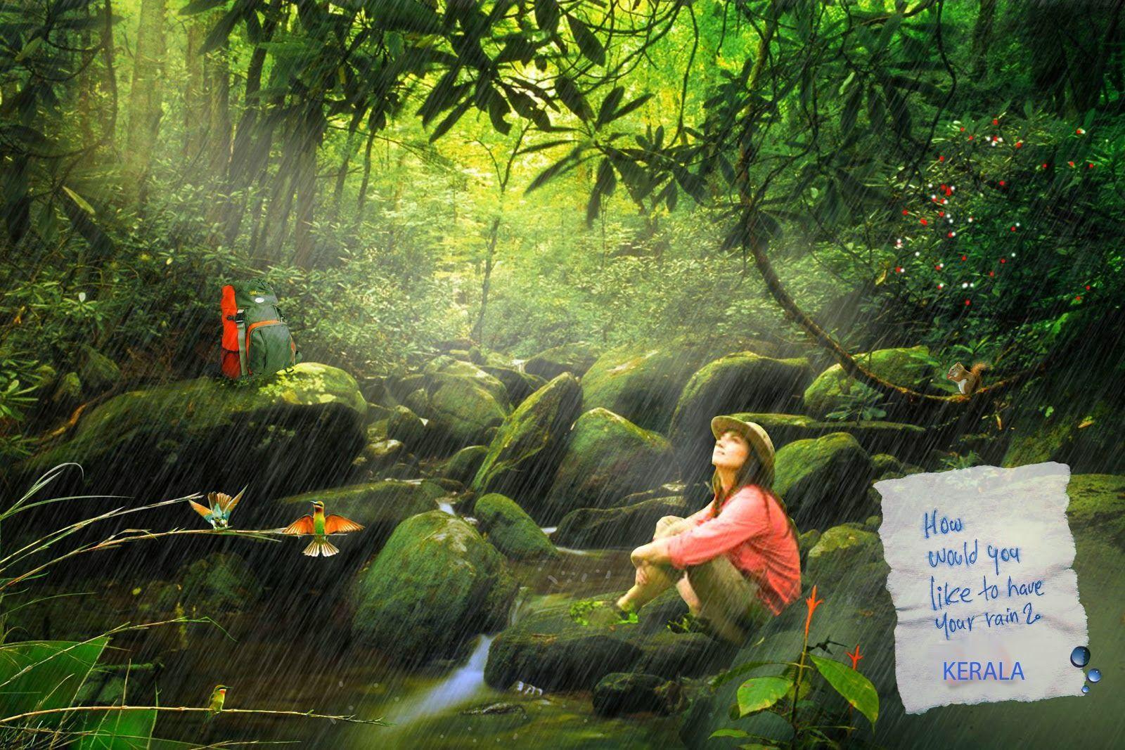 Kerala Nature Rain Hd Wallpapers In 2021 Hd Wallpaper Trip Travel Fun