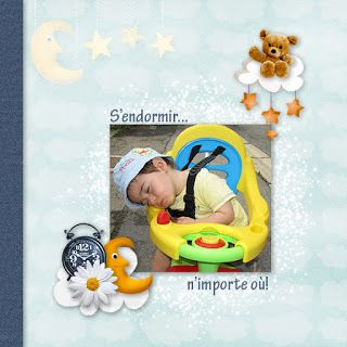 Kit Little dreamer de Simplette http://scrapfromfrance.fr/shop/index.php?main_page=product_info&cPath=88_185&products_id=10266 , photo perso