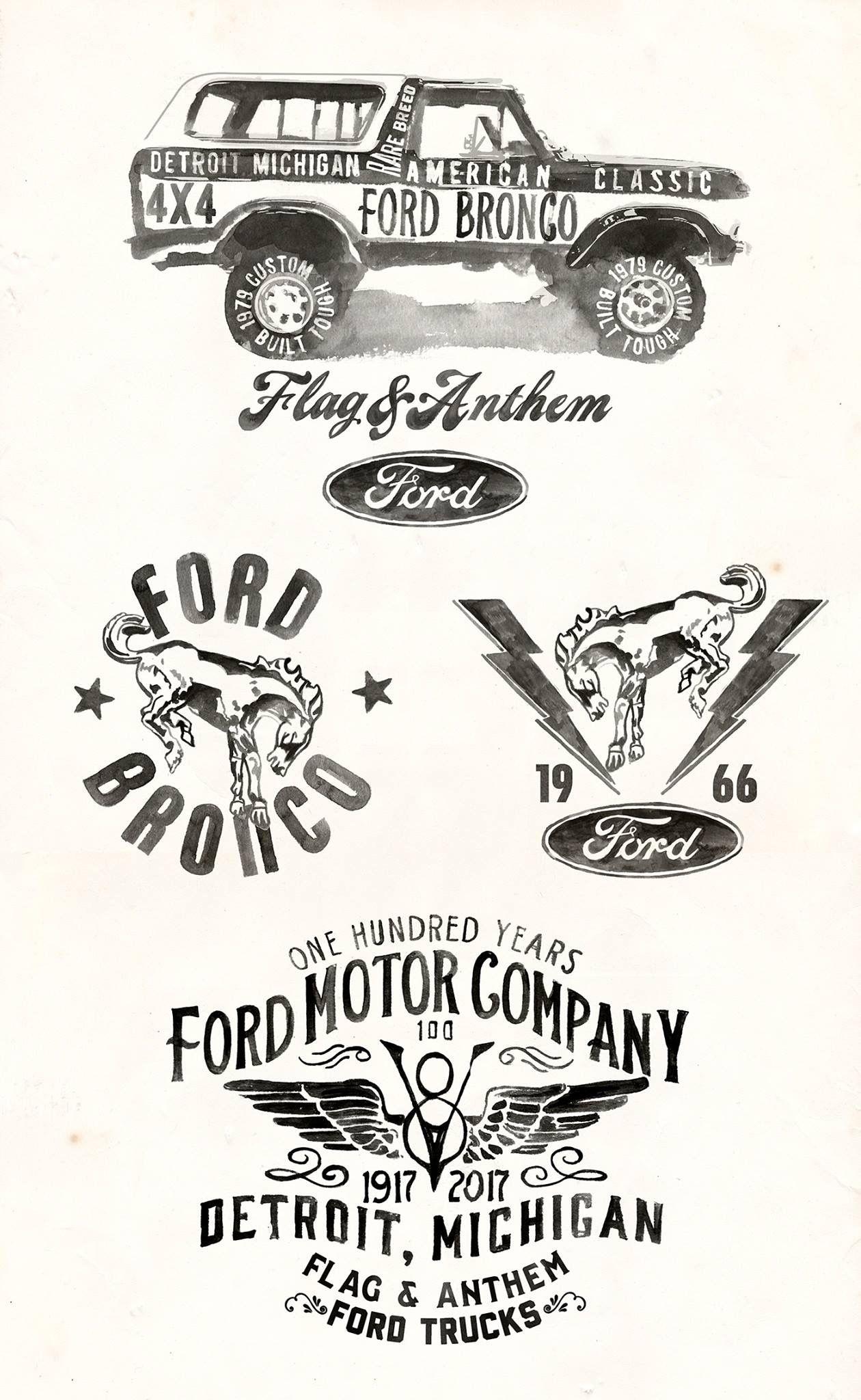 Pin on Ford Bronco addiction