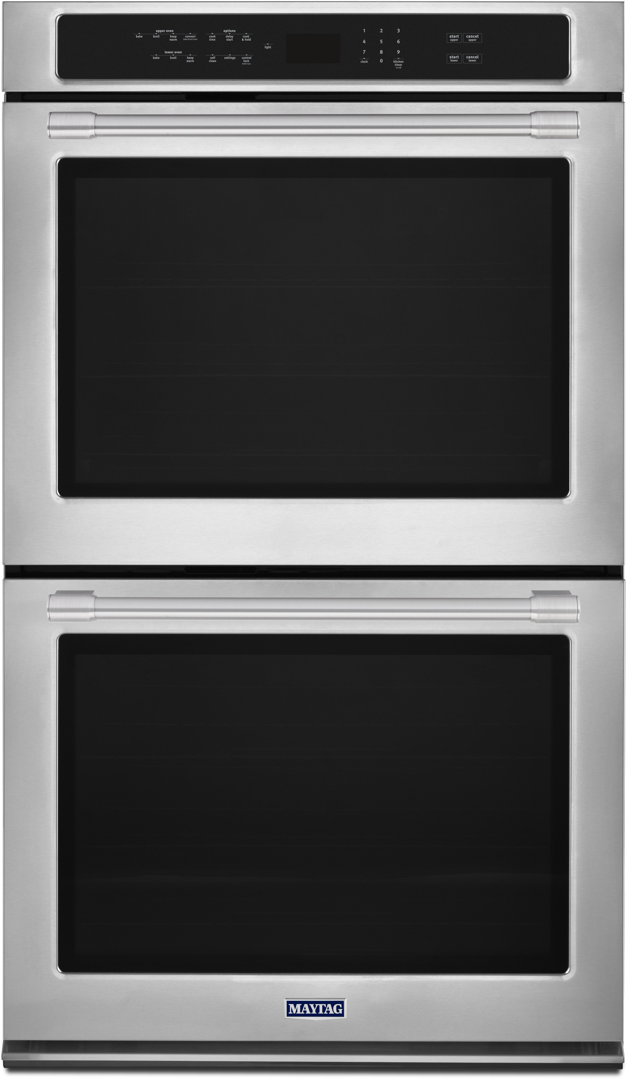 Maytag Mew9627fz Wall Oven Electric Wall Oven Stainless Steel Oven