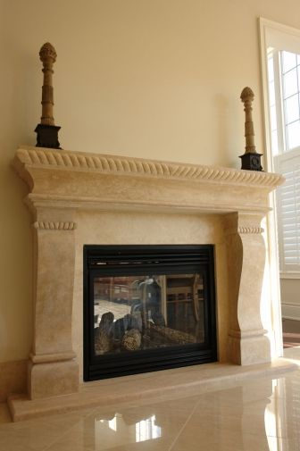 The Florance Limestone Fireplace Mantel Limestone Marble Firepalce Mantel Fireplace Antique Fireplace Mantels Fireplace Mantels For Sale