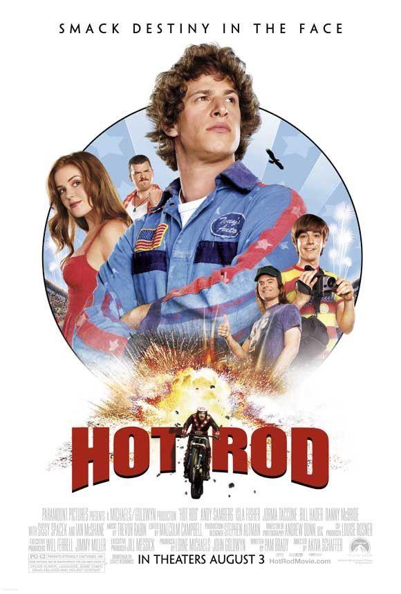 Hot Rod 11x17 Movie Poster 2007 Bill Hader Andy Samberg And Movie