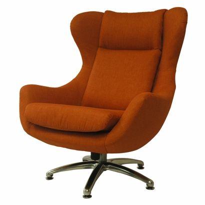 Superieur Overman Originals Commander Swivel Chair