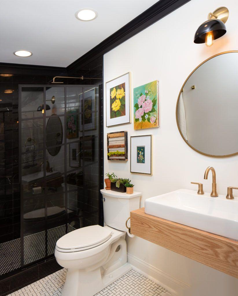 Week 6 Our Guest Bath Bathroom Design Styles Kitchen And Bath Design Rustic Bathroom Decor