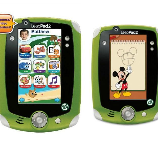 #Top10 Toys of 2012: LeapPad2 Explorer Learning Tablet, $99 #HolidayShopping