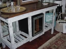 Kitchen Buffet Table With Wine Cooler My Wish List For