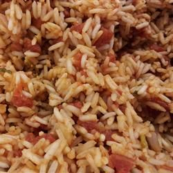 Arroz Rojo (Mexican Red Rice)   Recipe (With images ...