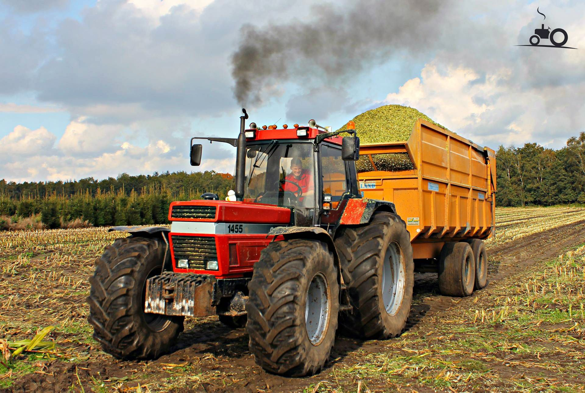 Case Ih 1455xl Tractors Case Ih Farm Machinery