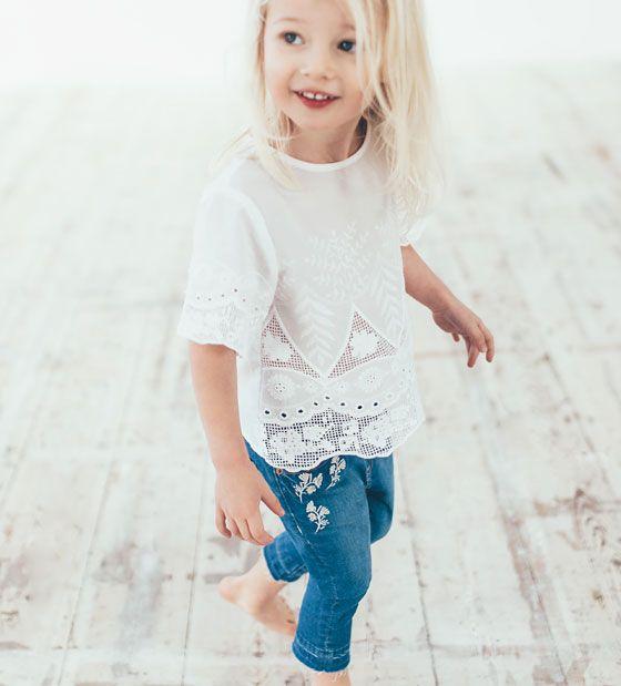 ARTISAN CAPSULE-BABY GIRL | 3 months-3 years-KIDS | ZARA United ...