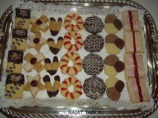 صابلي بأشكال مختلفة وعجينة واحدة بالصور Desserts Food Cake