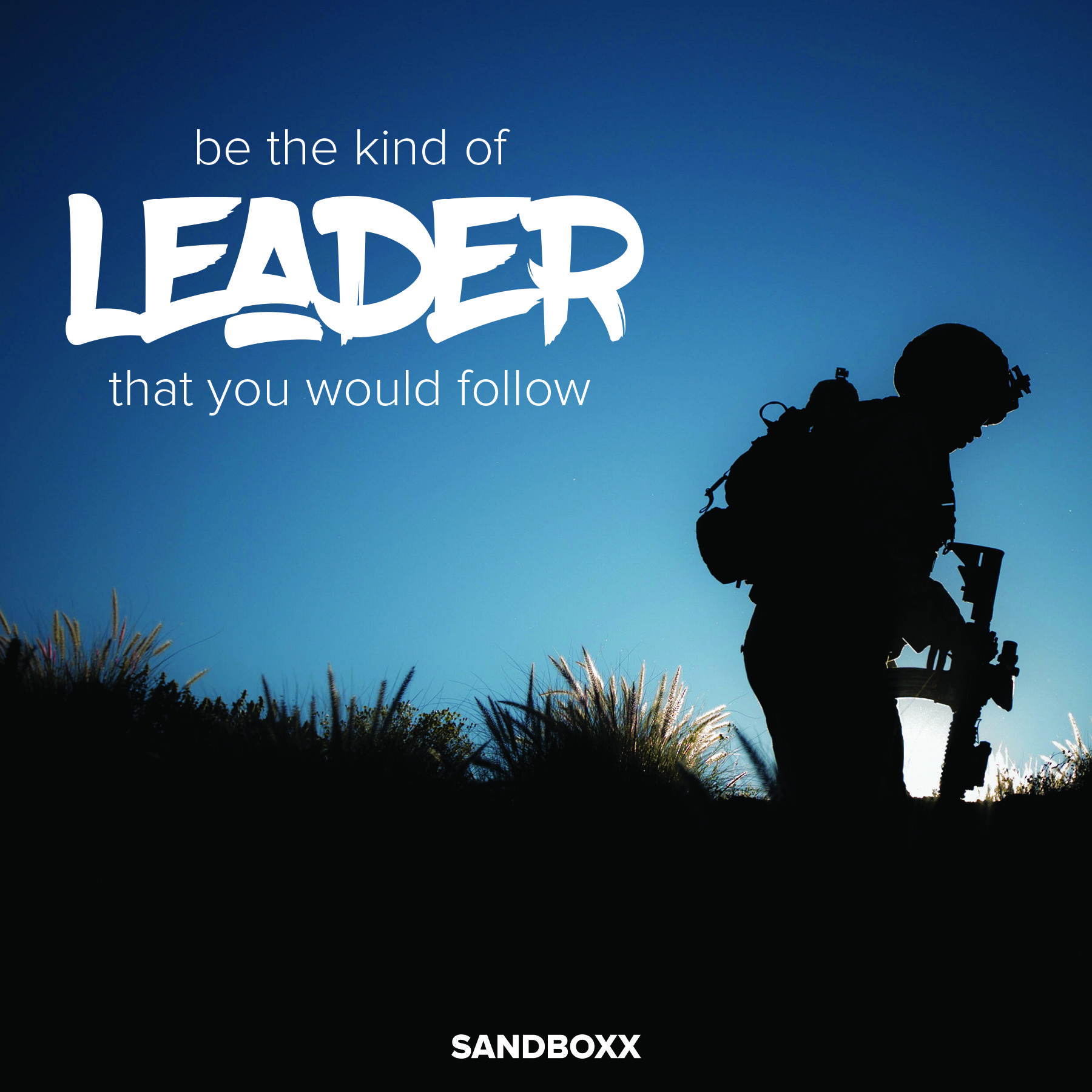Leading by example for us all #military #militarymotivation