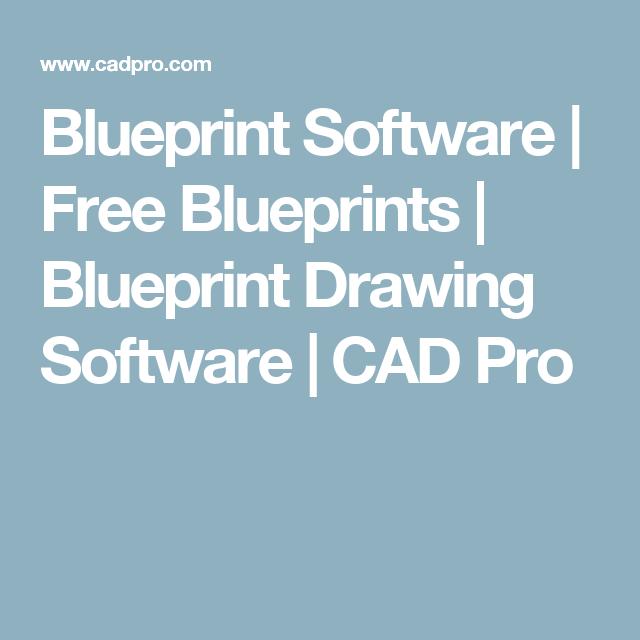 Blueprint software free blueprints blueprint drawing software blueprint software free blueprints blueprint drawing software cad pro malvernweather Gallery