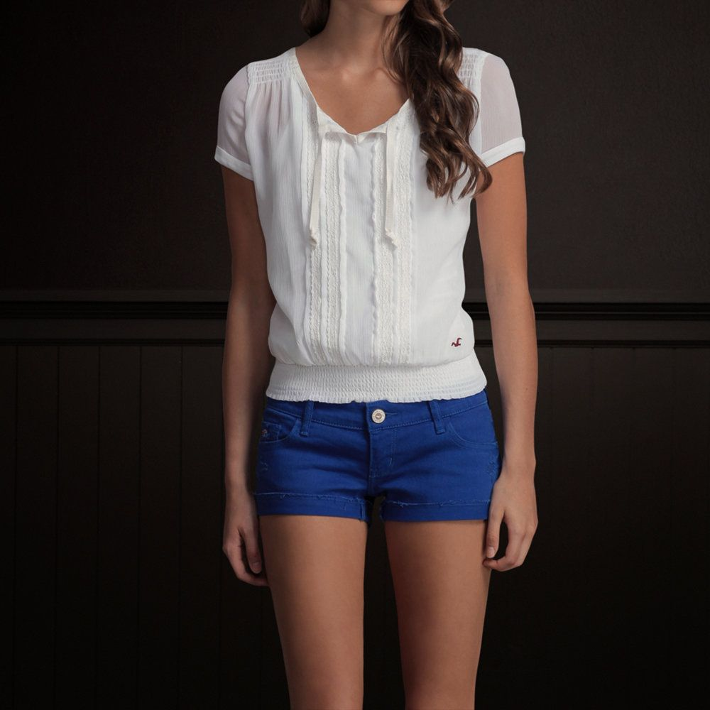 Hollister outfit... I don't like Hollister, but this is just too ...