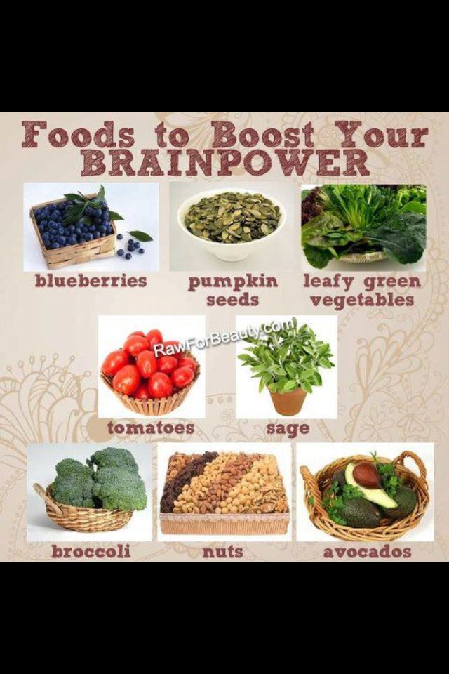 These foods will also help to boost your detox pathways.