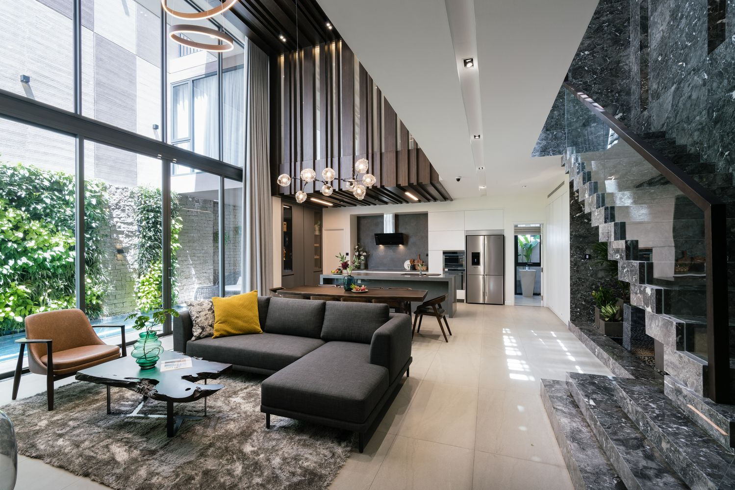 Gallery Of The Rough House Nelo Decor 52 In 2020 Modern House Exterior House Design House Interior Decor